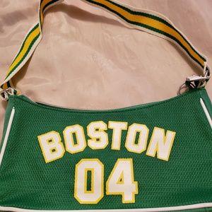 Handbags - Boston Celtics purse